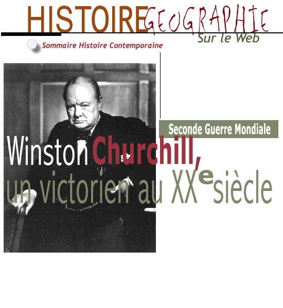 rencontre staline churchill